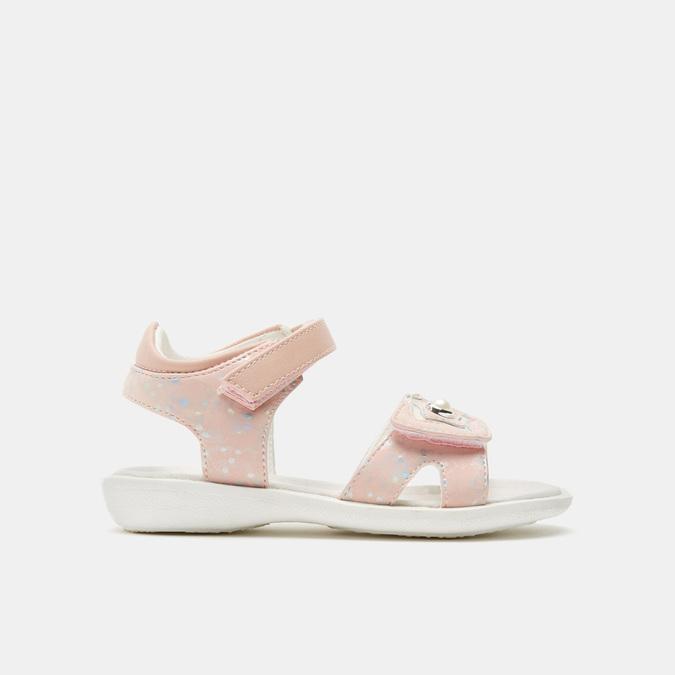 Sandales fille mini-b, Rose, 261-5268 - 13