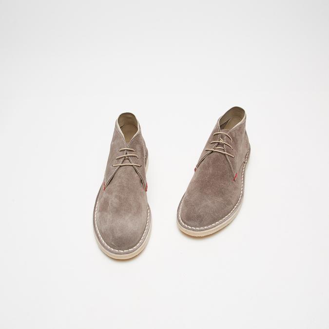 Desert Boots homme bata, Gris, 896-2591 - 26