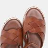 Sandales compensées bata, Brun, 761-3923 - 15