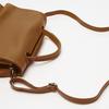 sac à main en vrai cuir bata, Brun, 964-3152 - 17