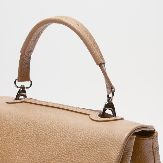 sac à main en vrai cuir bata, Rose, 964-5152 - 26