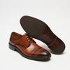 chaussures basses en cuir homme bata, Brun, 824-3172 - 19