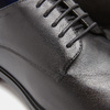 chaussures basses en cuir homme bata-24h, Noir, 824-6110 - 19