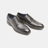 chaussures basses en cuir homme bata-24h, Noir, 824-6110 - 26