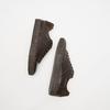 baskets plates en cuir homme bata, Brun, 844-4171 - 15