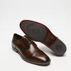 chaussures basses en cuir homme bata, Brun, 824-4376 - 19