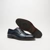 chaussures basses en cuir homme bata, Bleu, 824-9376 - 19