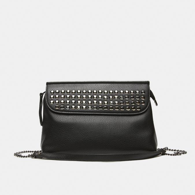 sac à bandoulière clouté bata, Noir, 961-6144 - 13