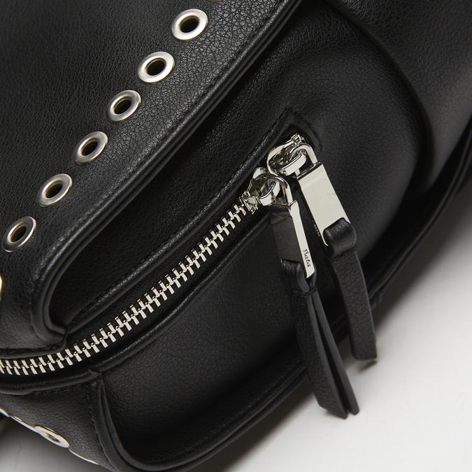 sac à dos clouté femme bata, Noir, 961-6328 - 16