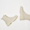 bottines à effet vernis femme bata, Beige, 591-8309 - 15