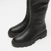 combat boots à semelles track bata, Noir, 591-6564 - 16