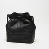 sac bucket clouté bata, Noir, 961-6149 - 15