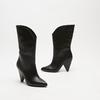 bottes à talons aiguilles bata, Noir, 791-6735 - 15