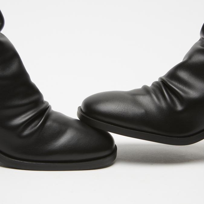 bottes à talons larges bata, Noir, 791-6820 - 26