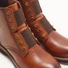 bottines en vrai cuir bata, Brun, 594-4849 - 15