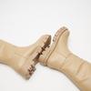 combat boots à semelles track bata, Jaune, 591-8564 - 17