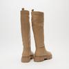 combat boots à semelles track bata, Jaune, 591-8564 - 15